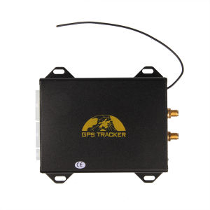 GPS & GSM Car Alarm System with SMS Receiving GPS Location