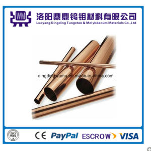 China Factory Supply Tungsten Copper Alloy Pipe for Sale pictures & photos