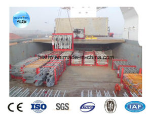 Construction Steel Structure with Hot-DIP Galvanized Surface pictures & photos