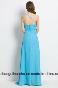 Bridesmaid Dresses Cheap Graduation Homecoming Gowns Long Party Dress pictures & photos