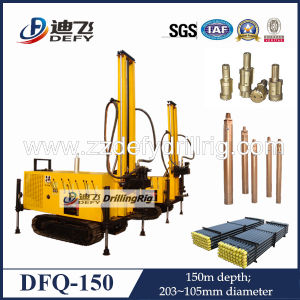 Dfq-150 Crawler Water Drilling Machine for Sale pictures & photos