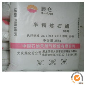 Fully Refined and Semi Refined Paraffin Wax for Candle Making pictures & photos
