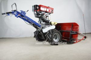 Mini Self-Walking Combine Harvester/Swather/Reaper pictures & photos