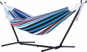 Cotton Fabric Hammock Swing Chair pictures & photos