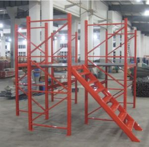 Large Capacity Heavy Duty Mezzanine Floor System with Competitive Price pictures & photos