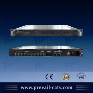 TS Re-Multiplexer with IP Output (WDM-4100B,WDM-4140 ) pictures & photos