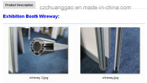 E016 Wireway Plastic Extrusion pictures & photos