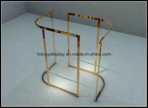Metal Gondola Shelf for Retail Shopfitting pictures & photos