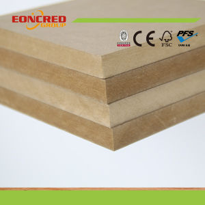 6mm 9mm 10mm 12mm MDF Board for Furniture Use