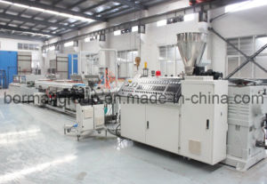 PVC Pipe Manufacturing Line pictures & photos