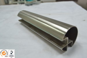 304 Stainless Steel Slotted Tube pictures & photos