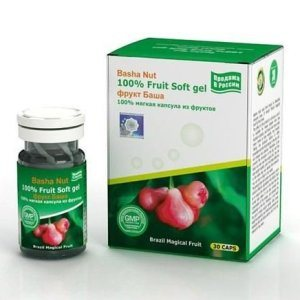 Basha Nut Slimming Capsule Made From Brazil Magical Fruit pictures & photos
