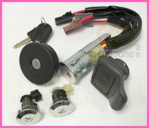 Citroen Zx Door Lock Complete Set (ZD2006(FUKANG)) pictures & photos