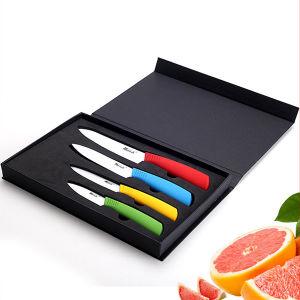 Factory Wholesale Low Price Black Handle Ceramic Blade Kitchen Slicer Carving Knives Knife Zirconia Ceramic Knife