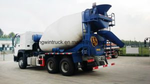 China Sinotruk Concrete Mixer Truck pictures & photos