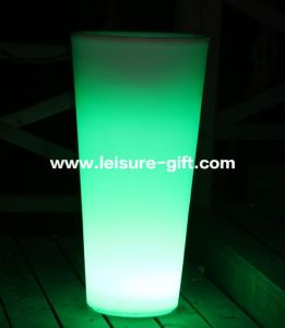 Fo-9506 LED Garden Decorate Flower Pot Light with Lithium Battery pictures & photos