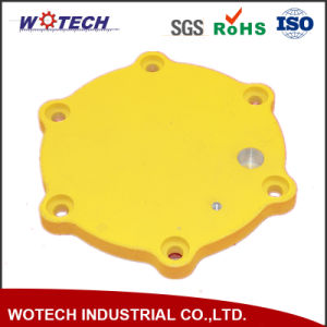 Color Painted Iron Sand Casting/Investment Casting/Die Casting Part