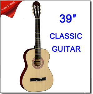 Top Quality and Hot Sale 39′′ Classic Guitar