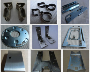 Customized Metal Stamped Part, Precision Metal Stamped Parts pictures & photos