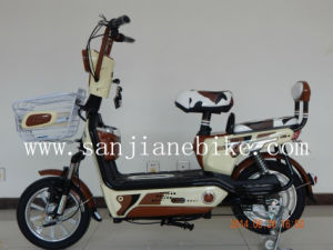 48V Brushless Convenience Electric Bicycle with En15194 Certification E-Bike (SJEBCTB-051)