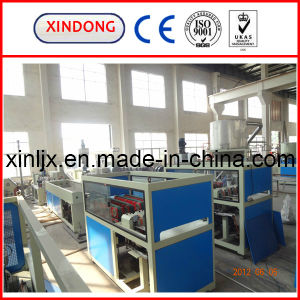 Four Head PVC Pipe Extrusion Line Production Line pictures & photos