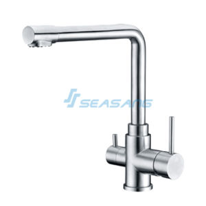 Stainless Steel Purified Drinking Water Tap For Kitchen And Bar