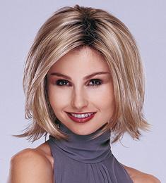 100% Kanekalon Fibre Synthetic Hair Wig for European White Women pictures & photos