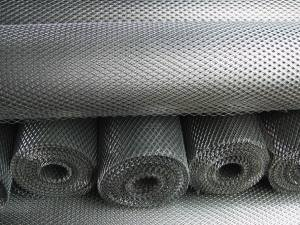 Galvanized Expanded Metal for Building Material pictures & photos