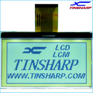 Stn Transflective128X64 Cog LCD Module (TG12864-COG1L)