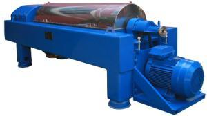 China Waste Water Sludge Dewatering Horizontal Dewater Decanter Centrifuge pictures & photos