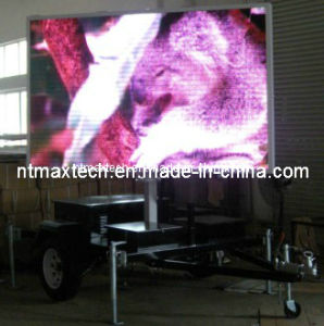 Multipurpose Portable Full Colour Video Sign Available for Text Message Animation Video pictures & photos
