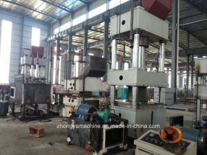 Four Column Hydrulic Press Machine Forming Press Machine Y32-1600t pictures & photos