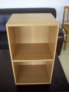 American Style Wood Bookcase (HP1707) pictures & photos