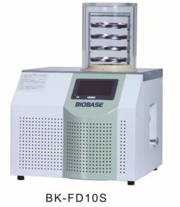Biobase CE Certified -55 Centigrade Table Top Standard Lyophilizer pictures & photos