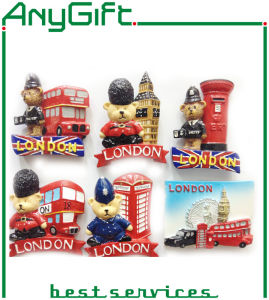 Polyresin Magnet with Customized Size and Logo 27 pictures & photos