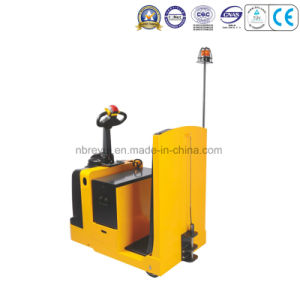 4500kg Station Type Electric Tow Tractor pictures & photos