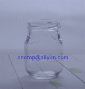130ml Wide Mouth Food Jar Glass Bottle pictures & photos