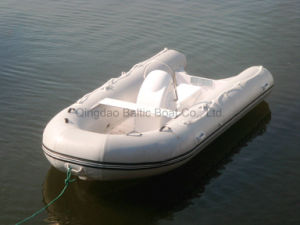 Double Deck Factory Fishing Boat Rib 400 Ce pictures & photos