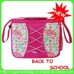 2016 Fashion Candy Color Shoulder Bag Messenger Bag School Bag for Girls