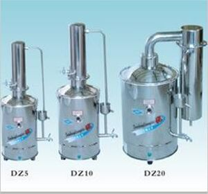 Stainless Steel Electric Distilled Water Equipment (Model: Dz5; 10; 20)