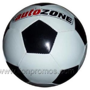 Logo Printed Promotional 5# PVC Football pictures & photos