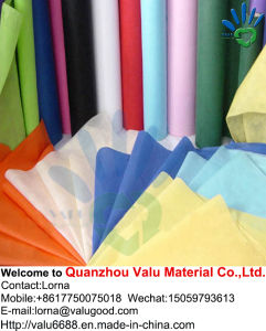 PP Nonwoven Material 100% Polypropylene for Shoes Packing pictures & photos