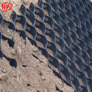 High Strength HDPE / PP Geocell for Retaining Wall pictures & photos