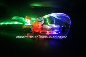 Afanti Music / Acrylic Electric Guitar (AAG-026) pictures & photos