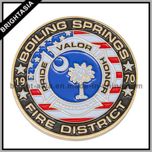 Promotional Custom Challenge Coins for Sale (BYH-10812) pictures & photos