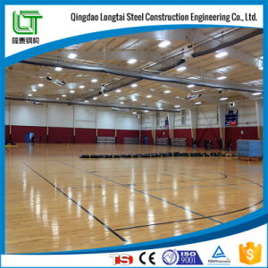 Steel Prefab Buildings for Large Span Gym pictures & photos