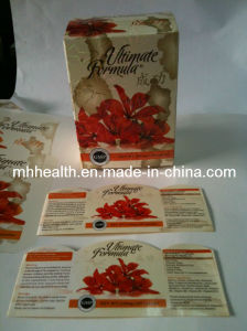 Ultimate Formula Bee Pollen Capsules, Single Box 48 Capsules 250 Mg (MH-016) pictures & photos