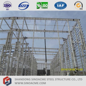 High Rise Heavy Steel Strucutre Industrial Building pictures & photos