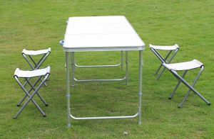 Rectangular Outdoor Recreation Folding Table pictures & photos