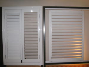Aluminum Shutter Windows and Blind pictures & photos